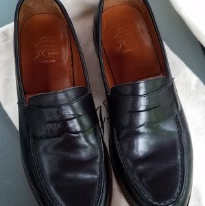 Used, J Crew Ludlow Penny Loafer size 9.5 for sale